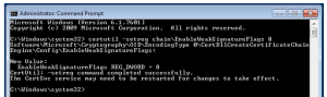 Admin cmd terminal